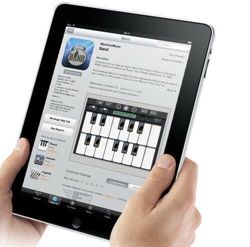 Магазин Арр Stоге на iPad